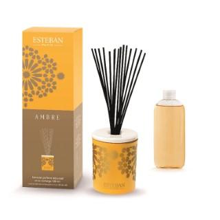 Bouquet parfumé Ambre rechargeable Esteban - 100 ml 230928
