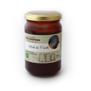 Miel de forêt bio dans pot en verre de 375 g 232750