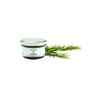 Tapenade bio d'olives noires de Nyons - 90 gr 233456