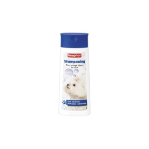 Shampoing Bulles Pelage Blanc pour chien 250 ml 233958