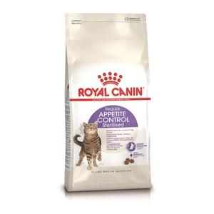 Appetite Control Sterilised Croquettes pour chat stérilisé sac 10 kg 233997