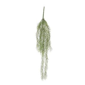 Lichen Herbe à suspendre vert plante artificielle H 93 x Ø 18 cm 234198