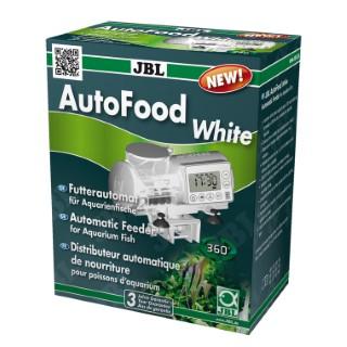 Distributeur automatique de nourriture pour poissons blanc 375 ml 234309