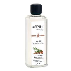 Parfum Elégance ambrée pour Lampe Berger 500 ml 235077