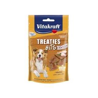 Friandises pour chien Treaties Bits au poulet et bacon - 120 g 235101
