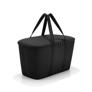 Sac isotherme Coolerbag noir 44,5x24x25 cm 235197