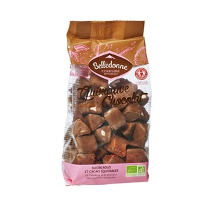 Guimauve au chocolat au lait bio - 180 g 245238
