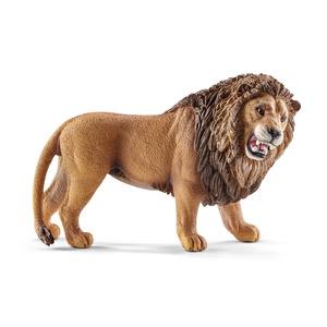 Figurine Lion rugissant Série Animaux Sauvages 10,7x4,6x6,6 cm 245410