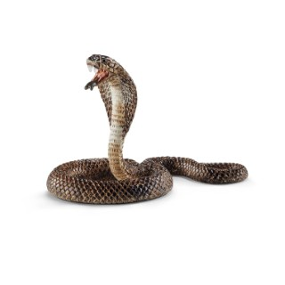 Figurine Cobra Série Animaux Sauvages 4,1x6,8x4,6 cm 245549