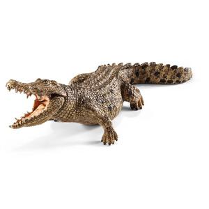 Figurine Crocodile Série Animaux Sauvages 18x6,7x5,2 cm 245552