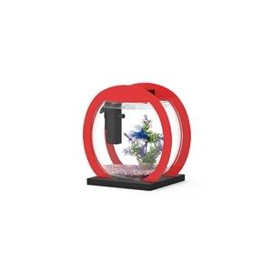 Design globe 280 équipée rouge oir 246032