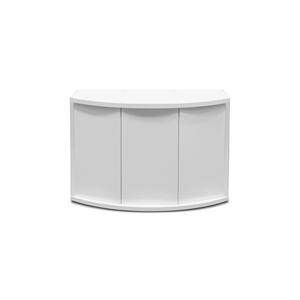 Meuble fusion horizon 120 blanc 123x50xH83 cm 246064