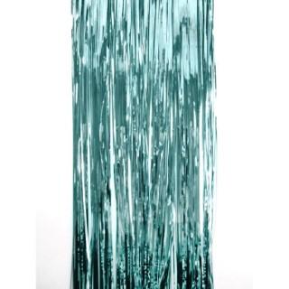 Lametta Plastique 49 cm Bleu 247583