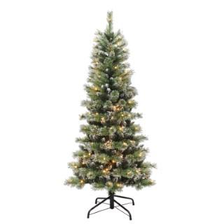 Arbre de Noël illuminé H180 250438
