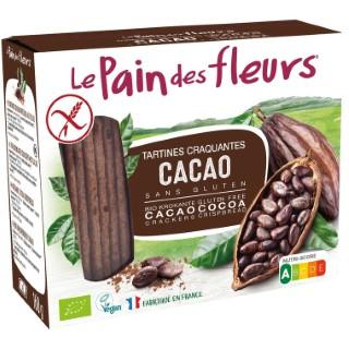Tartines craquantes au cacao - 160 gr 250586