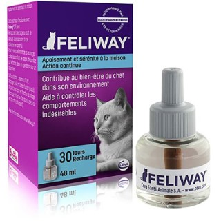 Feliway recharge pour chat 250895