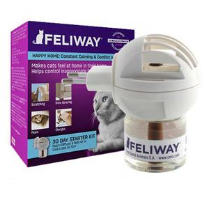 Feliway diffuseur et recharge pour chat 250896