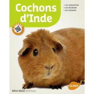 Cochons d'Inde 65 pages 17 vidéos Éditions Eugen ULMER 252651