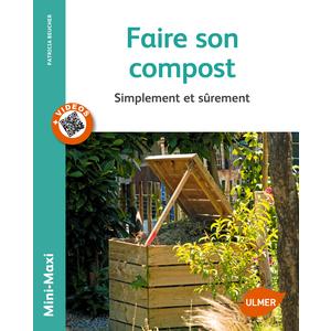 Faire son Compost 64 pages 10 vidéos Éditions Eugen ULMER 252653