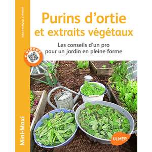 Purins d'Orties, Extraits Végétaux 64 pages Éditions Eugen ULMER 252654