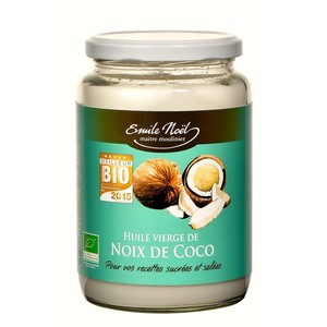 Huile vierge coco bio 700 ml 254880