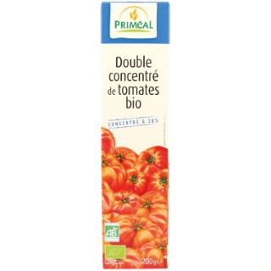 Double concentré de tomates - 200 gr 255461