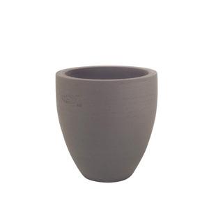 Pot Cactus moka H 15 x Ø 17 cm 255598