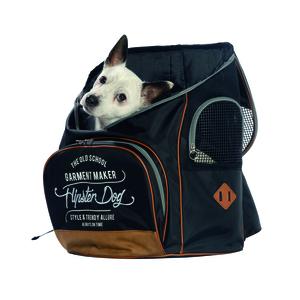 Sac Pack noir pour chien - taille M 257456