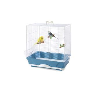 Cage pour oiseaux Primo 40 Bleu Twilight 257651
