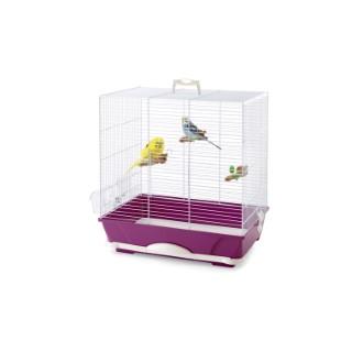 Cage pour oiseaux Primo 40 Rouge Beaujolais 257652