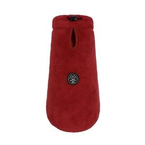 Polaire outdoor rouge taille XXS 257972