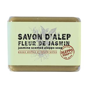 Savon d'Alep fleur de jasmin 100 g 258180