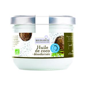 Huile de coco désodorisée - 400 ml 258593