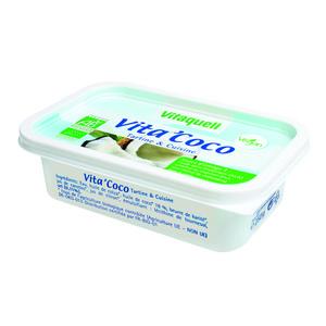 Vita'Coco Margarine à l'huile de coco Bio - 250 gr 258602