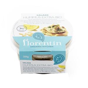Hummus purée de pois chiches Bio - 200 gr 258611