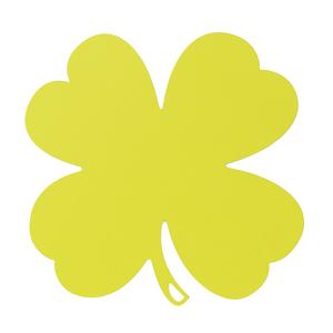 Dessous de plat trèfle vert 259013