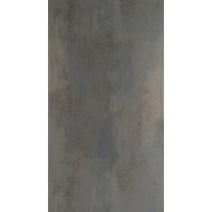 Plateau fin HPL noir nitro de 200 x 90 x 1,3 cm 259098