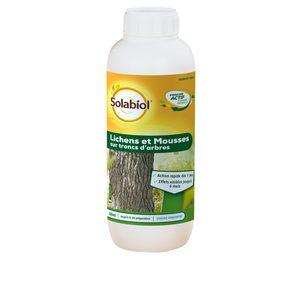 Lichens et Mousses des Troncs d'arbres 500 ml 6,5x6,5x 19,5 cm 259265