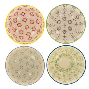 Coffret 4 bols en céramique 259330