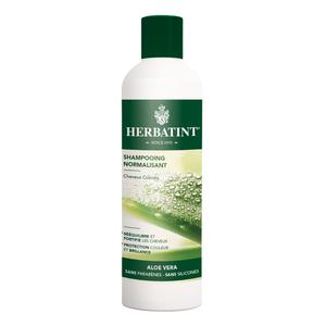 Shampoing normalisant à l'aloe vera en flacon de 260 ml 259531