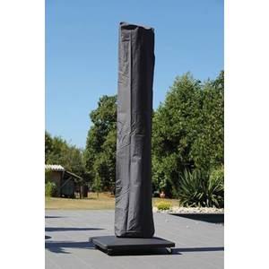 Pied pour parasol déporté de 90 kg en ciment et pvc 259990