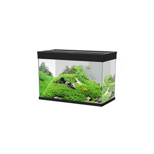 Aquarium émotion nature pro 80 noir 81 x 40 x 55 cm 260128