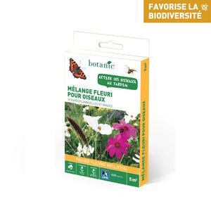 Mélange fleuri pour oiseaux 260179