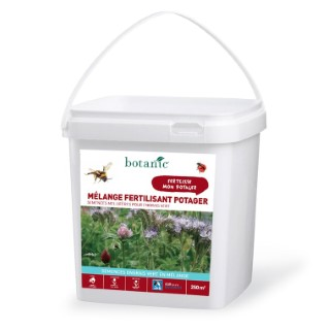 Mélange fertilisant potager 250 m² 260213