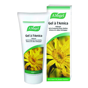 Gel à l'arnica bio en tube de 100 ml 260244