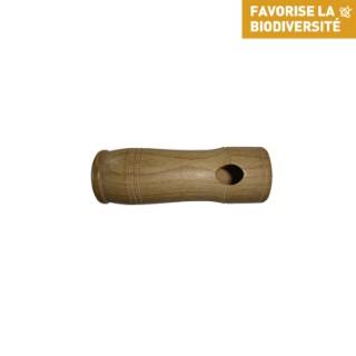 Appeau tourterelle turque en bois 11,5 cm 260269