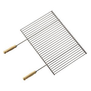 Grille pro 60 pour barbecue 58 x 66 cm 260317