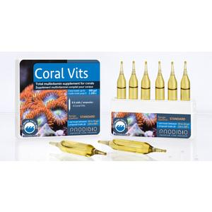 Solution vitaminée coral vits jaune en ampoules x 6 260332