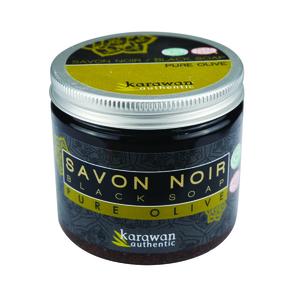 Savon noir pure olive BIO 200g KARAWAN 260508