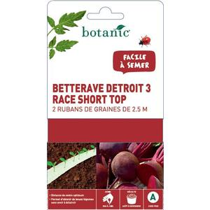 Ruban betterave rouge de detroit Short Top 260753